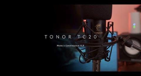 Embedded thumbnail for TONOR TC20