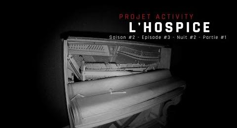 Embedded thumbnail for Trailer - Saison #2 - Episode #3 - Nuit #2 - L'HOSPICE - Part 1