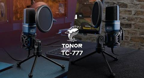 Embedded thumbnail for Micro Tonor TC-777